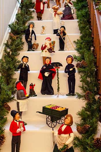 Christmas in Bethlehem PA Holiday Putz Image