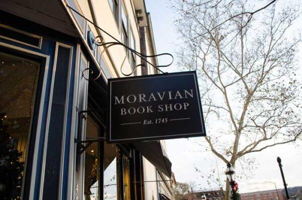 Moravian Bookshop Bethlehem PA Image