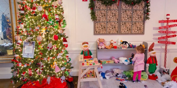 Christmas Holiday Lights Events in Roanoke VA Travel Guide Featured Image