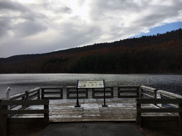 Cowans Gap State Park Pennsylvania Lake Image