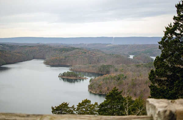 Raystown Lake Hawn Overlook Image
