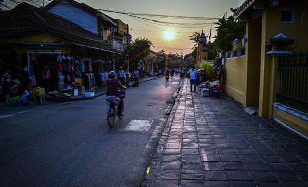 Travel Escape to Hoi An Vietnam Old Town Image