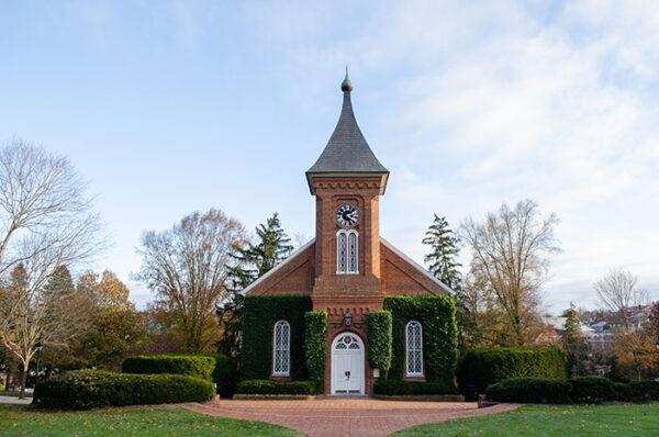 Lexington VA Lee Chapel and Museum Image