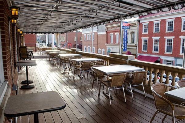 Rocca Bar Ristorante Lexington VA Restaurants Image