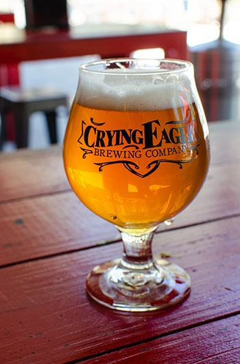 Crying Eagle Brewing Louisiana Image
