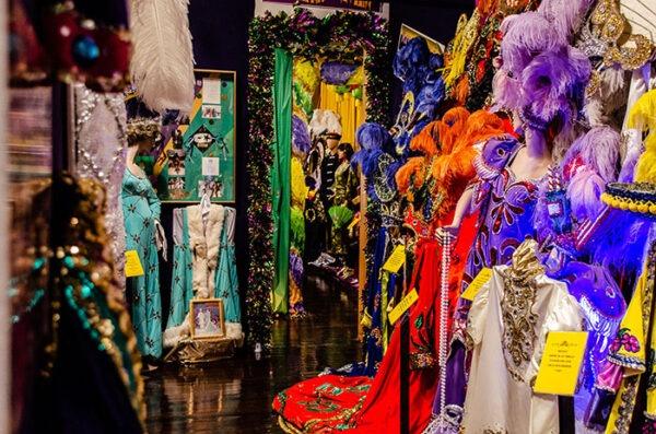 Mardi Gras Museum in Lake Charles La Image